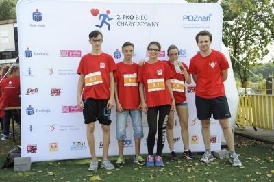 Caritas Poznań pobiegło charytatywnie