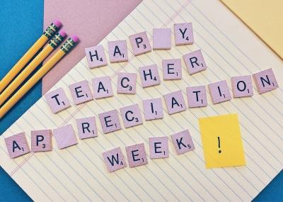 Najlepsze życzenia dla wszystkich nauczycieli