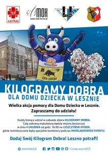 Kilogramy Dobra - dla Domu Dziecka w Lesznie