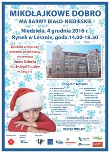 Impreza Mikołajkowa - Rynek Leszno
