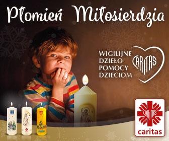 Wigilijne dzieło pomocy dzieciom - promocja akcji w Lesznie