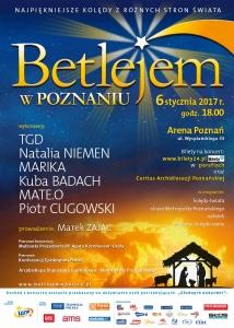 Betlejem w Poznaniu - aktualne miejsca dystrybucji biletów