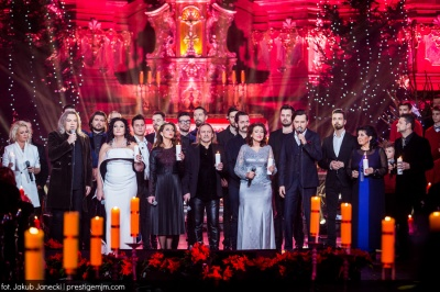 Koncert Bożonarodzeniowy Wigilijna Tytka w TVP 2