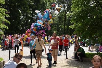 Ogólnopolski Festyn Rodzinny z okazji Dnia Dziecka