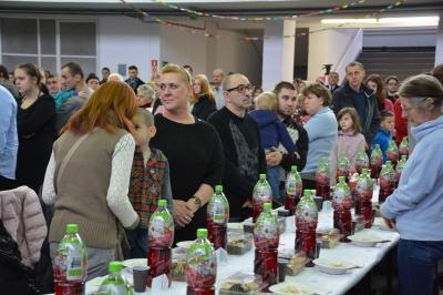 Podsumowanie Wigilii dla Potrzebujących oraz pozostałych akcji Caritas