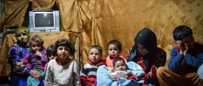Pomagajmy rodzinom w Syrii