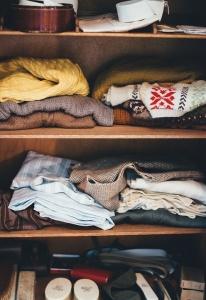 Punkty przyjmowania i wydawania odzieży używanej