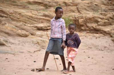 Buty dla Kenii i Tanzanii