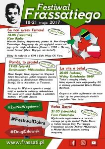 Zapraszamy na Festiwal Frassatiego