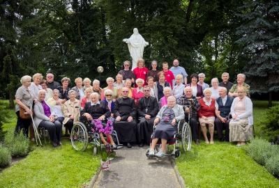Wczasorekolekcje dla osób starszych, chorych i niepełnosprawnych
