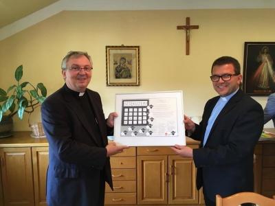 Nowy Dyrektor i Zastępca Dyrektora w Caritas Archidiecezji Poznańskiej