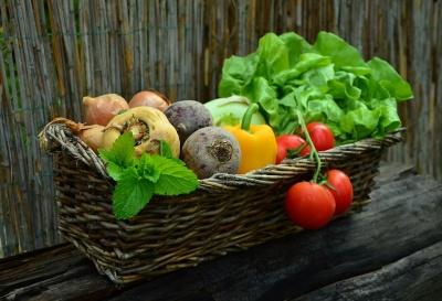 Wrześniowa zbiórka warzyw i owoców