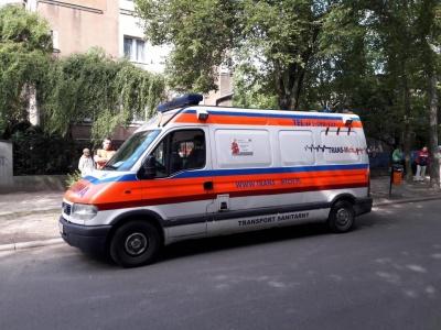 Mobilny Punkt Pomocy Medycznej - Dyżury ambulansu w miesiącu październik 2017