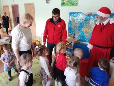 Z wizytą u Polaków mieszkających w Wilnie