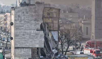 Wybuch na Dębcu - Razem zebraliśmy już ponad 34 tysiące zł