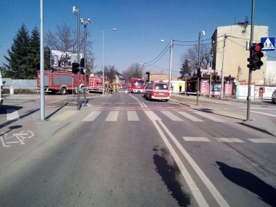 Wsparcie dla poszkodowanych mieszkańców wybuchu na Dębcu