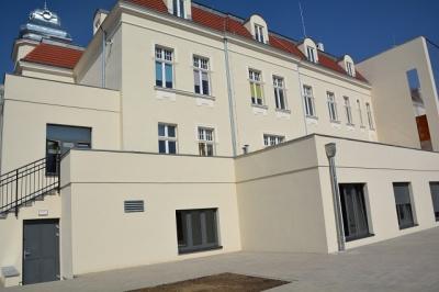 Poświęcenie nowego Domu Dziecka im. Świętej Rodziny w Lesznie
