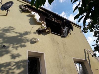 Podsumowanie zbiórki dla poszkodowanych mieszkańców w wyniku pożaru w  Wirach