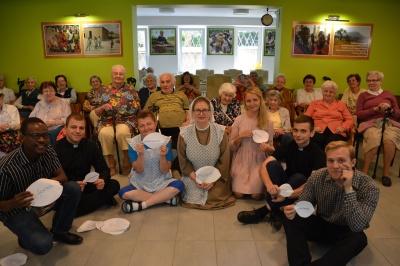 Trwają wczasorekolekcje dla seniorów w Chludowie