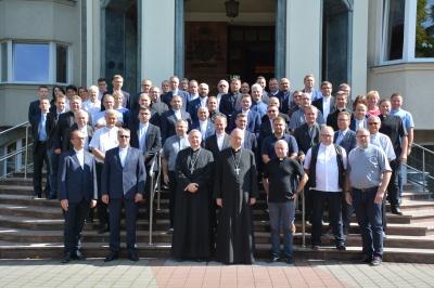 Dyrektorzy Caritas spotkali się w Poznaniu