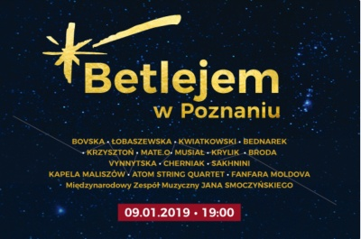 Betlejem w Poznaniu - 9 styczeń 2019