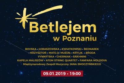 Już dziś kup bilet na Betlejem w Poznaniu oraz płytę