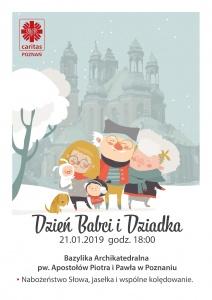 Dzień Babci i Dziadka w Katedrze Poznańskiej