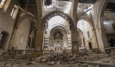 Dotknij otwartych ran Kościoła w Syrii