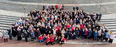 Zjazd Parafialnych Zespołów Caritas