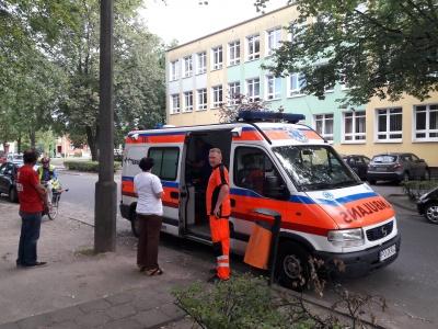 Lekarze znowu pomogą na ulicach Poznania