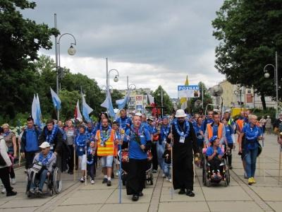 Zapisy na powitanie poznańskich pielgrzymów w Częstochowie
