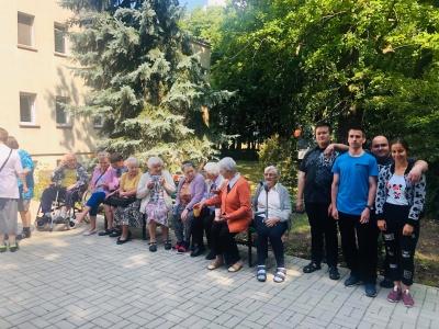 Trwają wczasorekolekcje dla osób starszych, chorych i niepełnosprawnych w Chludowie
