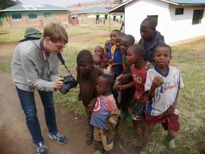Nasi wolontariusze przez ponad miesiąc będą pomagać ubogim w Rwandzie