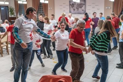 Niedzielna integracja Centrum Wolontariatu