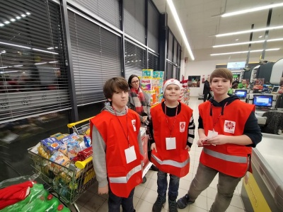 "XVIII Ogólnopolska Zbiórka Żywności Caritas – ""Tak, pomagam""  20-21 marca"