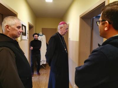 Odwiedził nas Arcybiskup Stanisław Gądecki