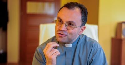25-lecie służby dla Boga ks. Waldemara Twardowskiego