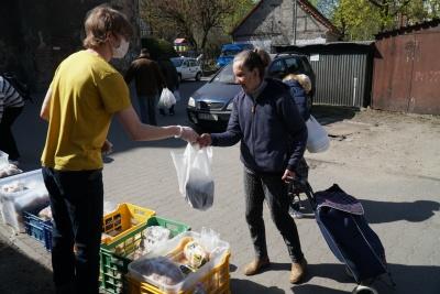 Dziękujemy Fundacji PZU za wsparcie Jadłodajni dla ubogich