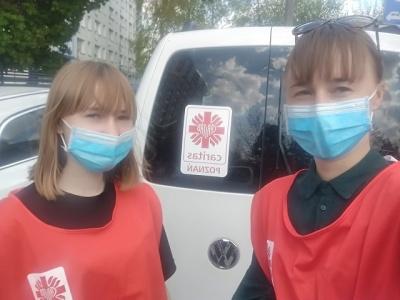 Wolontariusze Caritas niezastąpieni w kryzysie!