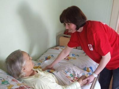 Szkolenie z opieki nad starszą osobą