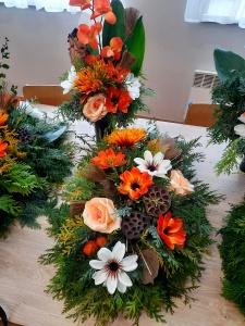 Warsztaty z florystyki dla seniorów
