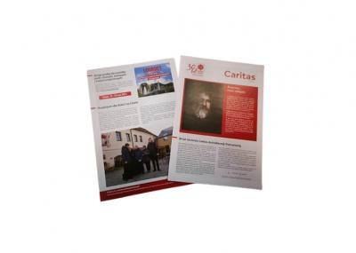 Broszura Caritas na Światowy Dzień Ubogich