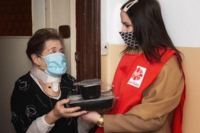 Działalność pandemiczna wolontariuszy w liczbach
