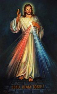 Najbliższa Niedziela jestem Świętem Miłosierdzia Bożego, naszym Świętem Patronalnym oraz Archidiecezjalną zbiórką Caritas Poznań