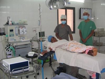 Połączyliśmy siły i 480 tys. zł trafi do szpitala Ave Maria na Madagaskarze na zakup generatora tlenu wraz ze stacją napełniania