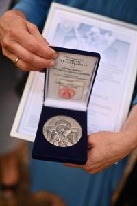 Medale Optime Merito Archidioecesis Posnaniensis dla naszych pracowników
