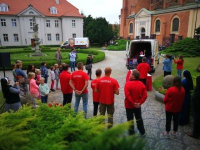 Finał akcji Tornistra Pełnego Uśmiechów dla dzieci na Białorusi