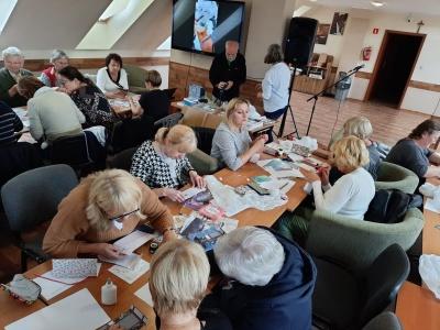 Rusza II tura rekolekcji dla Parafialnych Zespołów Caritas