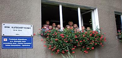 Niepubliczne Przedszkole pw. Dzieciątka Jezus