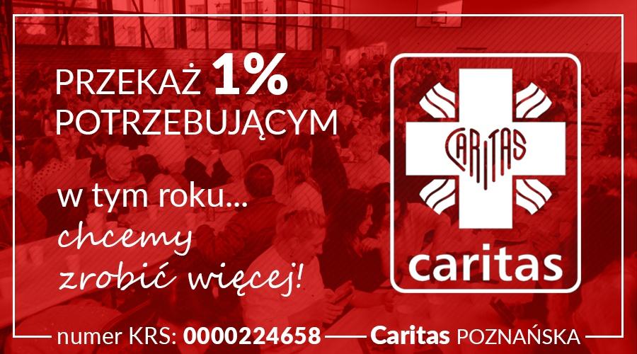 1% Caritas Poznańska